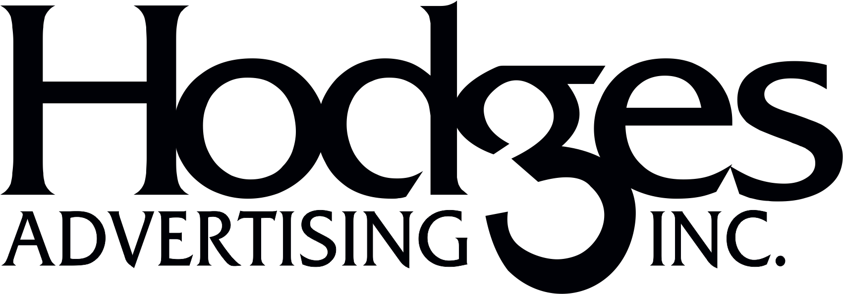 hodges advertising logo